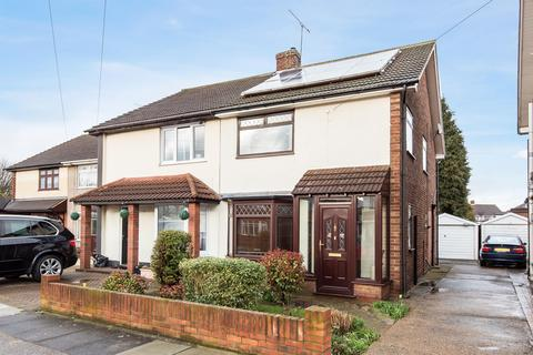 3 bedroom semi-detached house for sale - Adnams Walk, Rainham, RM13 7NJ