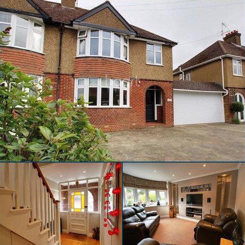3 bedroom semi-detached house for sale - Parkside, Lower Road