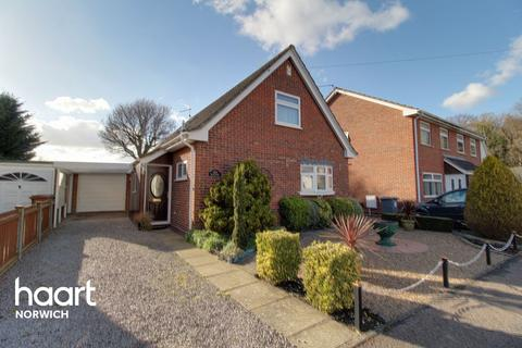 3 bedroom detached house for sale - Hammond Close, Norwich