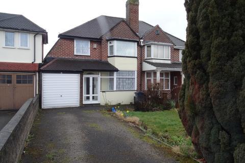 3 bedroom semi-detached house to rent - Cliveden Avenue , Perry Barr , Birmingham  B42