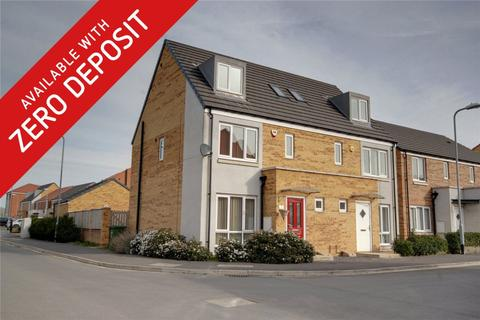 4 bedroom terraced house to rent - Northburn Close, Stockton