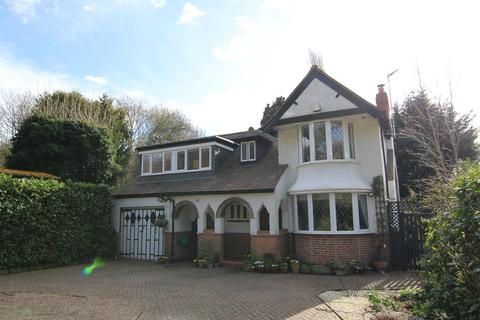4 bedroom detached house for sale - Penns Lane, Sutton Coldfield, B76 1LQ