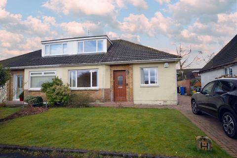 3 bedroom semi-detached bungalow for sale - 5 Poplar Drive, Lenzie, G66 4DN