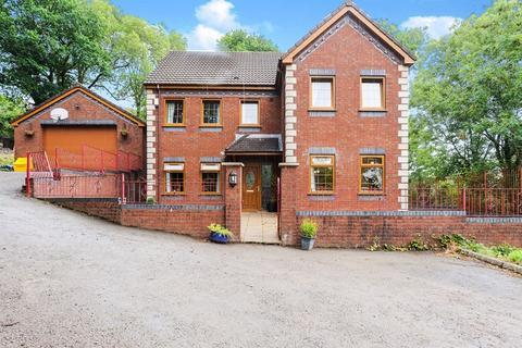 4 bedroom detached house for sale - Woodland Drive, Aberfan, Merthyr Tydfil