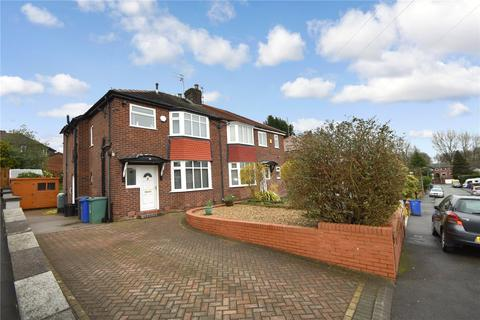 3 bedroom semi-detached house for sale - Beckley Avenue, Prestwich, Manchester, Greater Manchester, M25