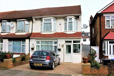 3 bedroom end of terrace house to rent - Tewkesbury Terrace, Bounds Green, London, N11