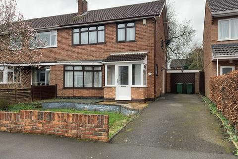 3 bedroom semi-detached house for sale - Shipston Hill, Oadby, LE2