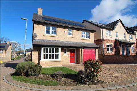 4 bedroom detached house for sale - Seagent Place, Consett, Durham, DH8