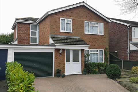4 bedroom detached house for sale - Mountain Ash Close, St. Johns, Colchester