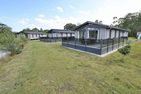 3 bedroom lodge for sale - Casa Di Lusso, Woodhall Country Park Holiday Lodges, Stixwould Road, Woodhall Spa