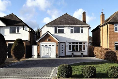 3 bedroom detached house for sale - Braemar Road, Sutton Coldfield