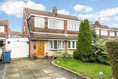 2 bedroom semi-detached house to rent - Burnside, Parbold, WN8 7PD