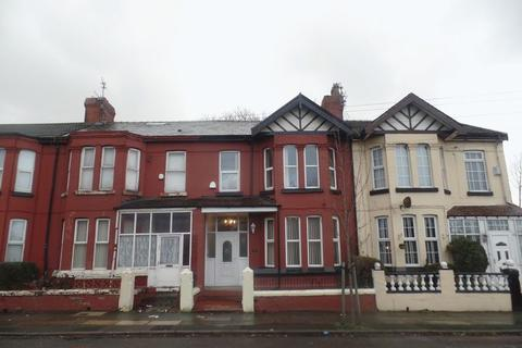4 bedroom terraced house for sale - 97 Hornby Road, Bootle