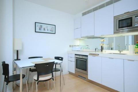 Studio to rent - Ontario Tower, New Providence Wharf, 4 Fairmount Avenue, Blackwall, Canary wharf, London, E14 9JB
