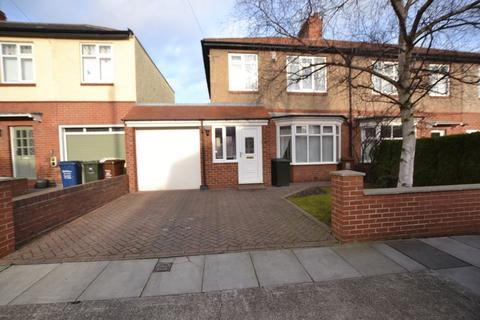 3 bedroom semi-detached house for sale - Eastlands, Newcastle Upon Tyne