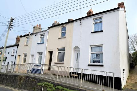 2 bedroom house for sale - 2 Bedroom End of Terrace House, Clovelly Road, Bideford