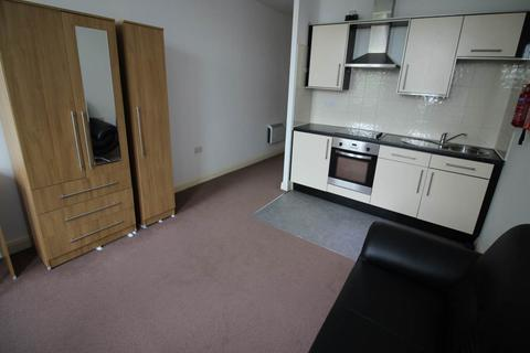 Studio to rent - Butt Close Lane, Leicester,