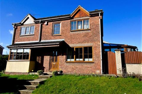 4 bedroom detached house for sale - Farmoor Gardens, Sothall, Sheffield, S20 2PF