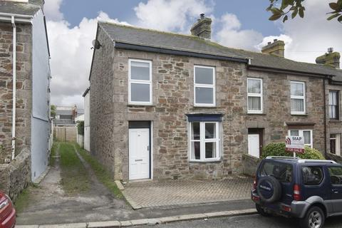 3 bedroom end of terrace house for sale - Bellevue, Redruth