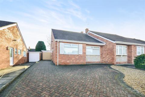 2 bedroom semi-detached bungalow for sale - Mantilla Drive, Styvechale Grange, Coventry