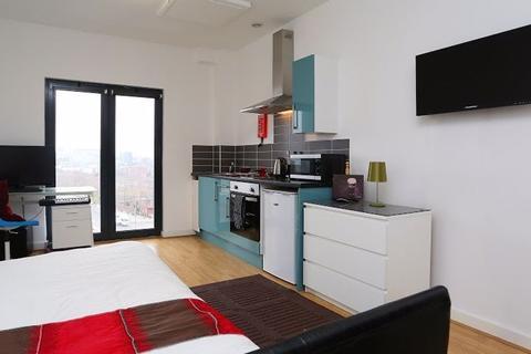 Studio to rent - Bridgewater Street