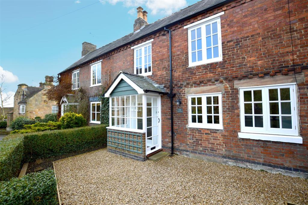 Cleasby Cottage Hazelwood Road Duffield Village 2 Bed