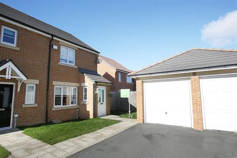 2 bedroom end of terrace house for sale - Hastings Drive, Earsdon View, Shiremoor