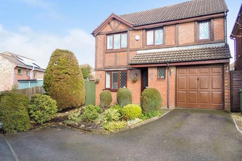 4 bedroom detached house for sale - Ludlow Close, Willsbridge, Bristol
