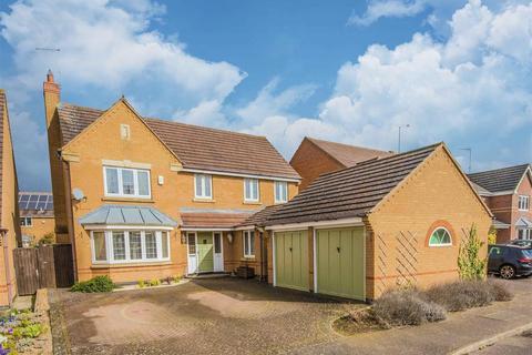 4 bedroom detached house for sale - Keystone, Hunsbury Meadows