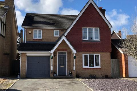 4 bedroom detached house for sale - Barnets Wood, Chepstow