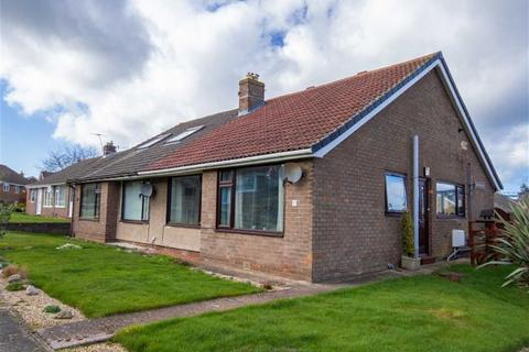 3 bedroom semi-detached bungalow for sale - Greenwood, Tweedmouth, Berwick-upon-Tweed, TD15
