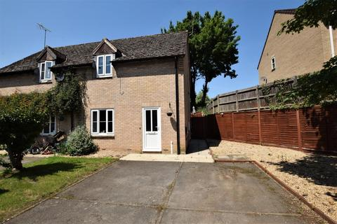 2 bedroom semi-detached house for sale - The Brooks, Exton