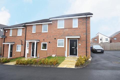 2 bedroom end of terrace house for sale - Osprey Walk, Newcastle Upon Tyne