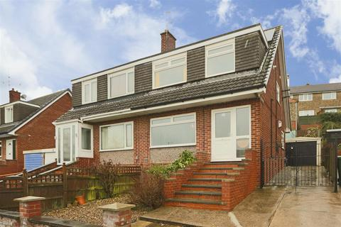 3 bedroom semi-detached house for sale - Ashe Close, Arnold, Nottinghamshire, NG5 7LU