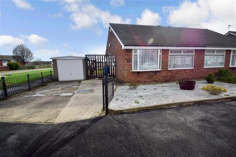 2 bedroom semi-detached bungalow for sale - Baysdale, Sutton Park, Hull, East Yorkshire, HU7