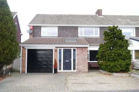 4 bedroom semi-detached house for sale - Ridgely Drive, Ponteland, Newcastle Upon Tyne