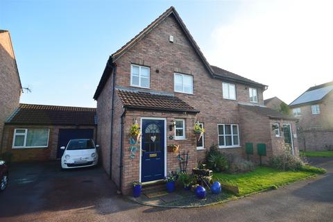 3 bedroom semi-detached house for sale - Lammas Close, Leominster