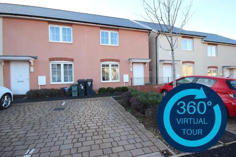 2 bedroom end of terrace house for sale - Old Park Avenue, Hillside Gardens, Exeter