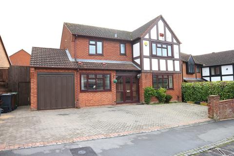 4 bedroom detached house for sale - Eldersfield Grove, Solihull