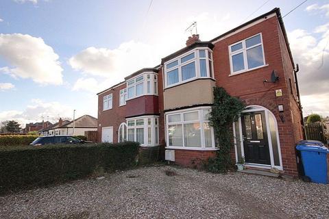 3 bedroom semi-detached house to rent - Woodhall Way, Beverley