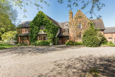 6 bedroom manor house for sale - Pewit Lane, Hunsterson