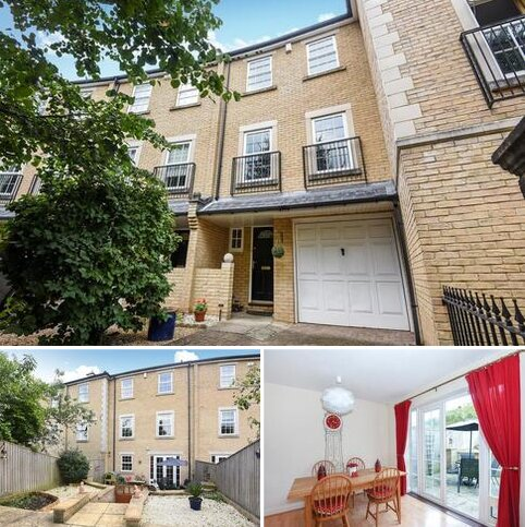 4 bedroom townhouse to rent - The Crescent,  HMO Ready 4 sharers,  OX4
