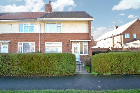 2 bedroom end of terrace house to rent - Mortimer Avenue, Anlaby