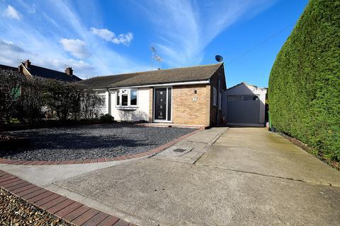 2 bedroom semi-detached bungalow for sale - Station Crescent, Cold Norton, Chelmsford, Essex, CM3