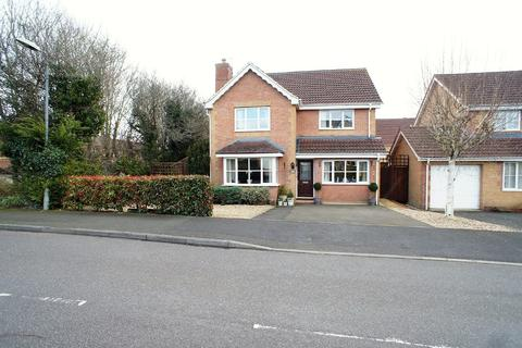 4 bedroom detached house for sale - Linden Way, Swindon