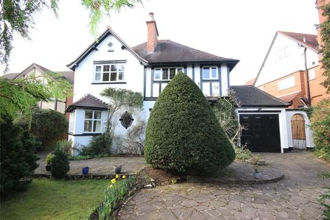 4 bedroom detached house for sale - Whitefields Road, Solihull, West Midlands, B91