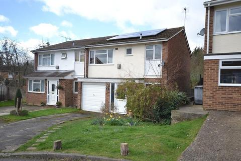 3 bedroom semi-detached house for sale - Holyrood Close, Caversham Park, Reading