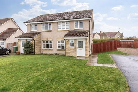 3 bedroom semi-detached house for sale - 5 Forthview Court, TRANENT, EH33 1FD