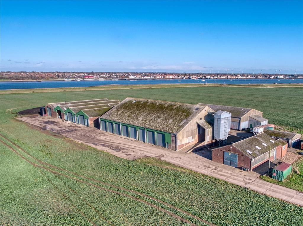 Grapnells Farm Build