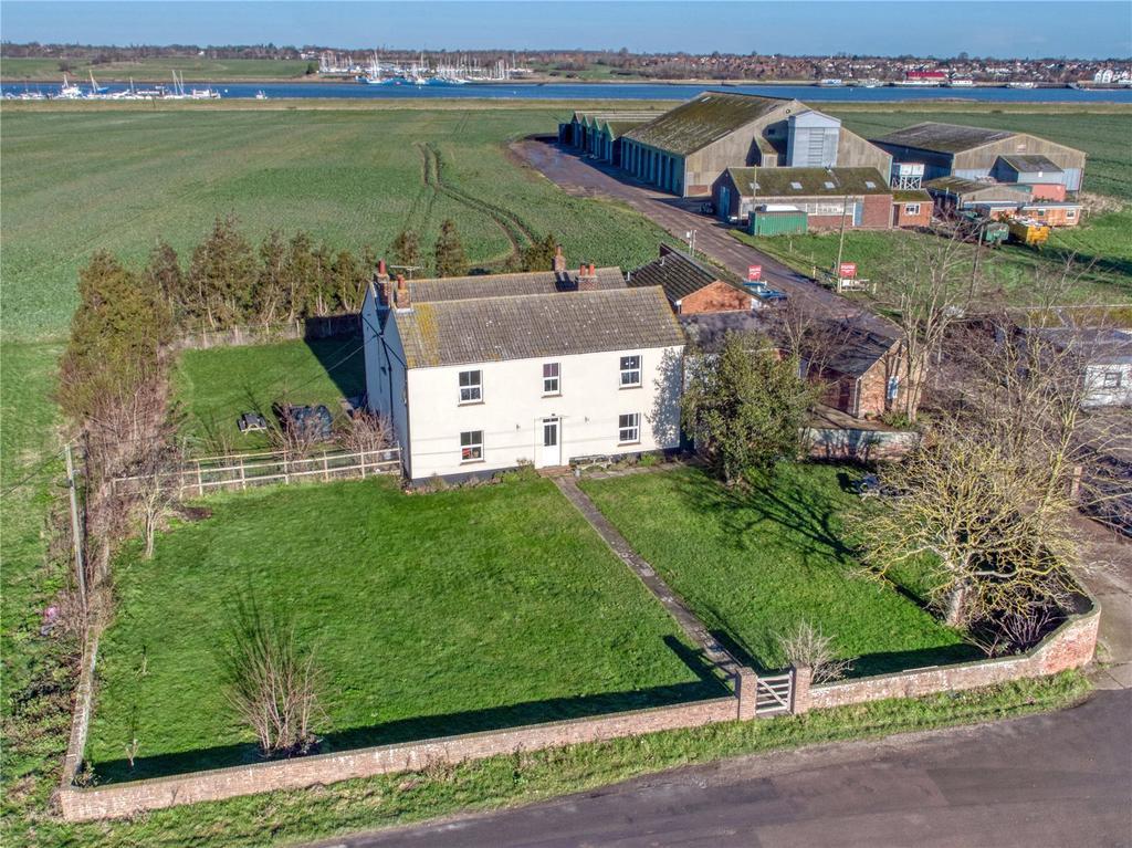 Grapnells Farmhouse